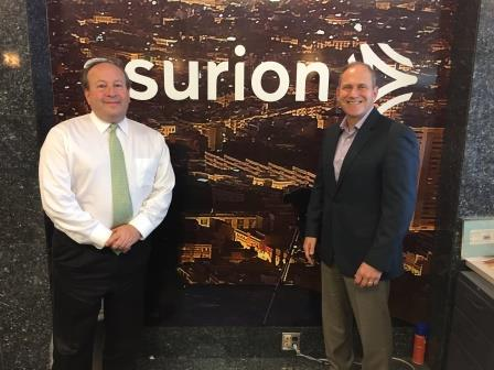 EPISODE 045: Asurion Sales Leader Rob DiRocco Helps the World's